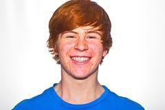 Χαριτωμένο νέο αγόρι Στοκ εικόνα με δικαίωμα ελεύθερης χρήσης