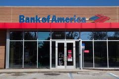 美国银行 库存照片