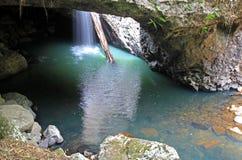 自然桥梁 库存图片
