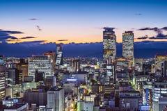名古屋,日本 免版税图库摄影