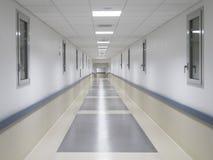 Коридор больницы Стоковое Изображение RF