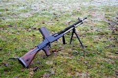 Пулемет Стоковые Фото
