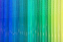 Φραγμοί χρώματος Στοκ εικόνα με δικαίωμα ελεύθερης χρήσης