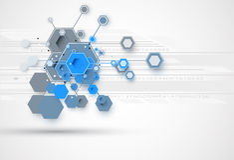 全球性无限计算机科技概念企业背景 库存照片