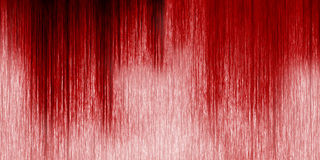 Длинняя окровавленная стена Стоковая Фотография