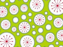 абстрактный обруч рождества предпосылки Стоковые Изображения RF