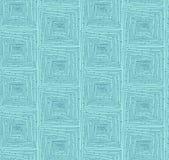 轻的抽象线性几何无缝的样式。与迷宫的不尽的背景 库存照片