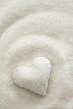 Сердце сахара Стоковые Изображения