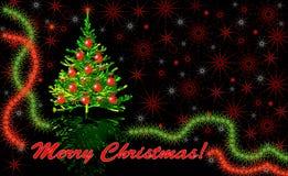 拟订圣诞节 免版税图库摄影