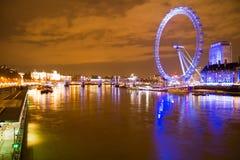 Глаз Лондона Стоковые Изображения RF