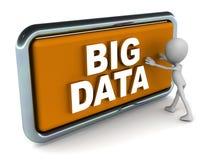 大数据 免版税库存照片