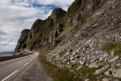 Δρόμος στο άπειρο Στοκ Εικόνες