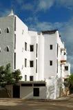 传统墨西哥建筑学 库存照片