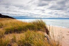 Ландшафт дюны Стоковое Фото