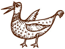 Пташка Стоковое Изображение