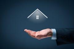 房地产开发商 免版税库存照片