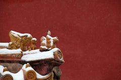 Κινεζικά στοιχεία Στοκ Φωτογραφίες