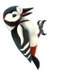 Животное шаржа - иллюстрация для детей Стоковые Фото