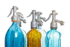 Μπουκάλια σόδας Στοκ φωτογραφίες με δικαίωμα ελεύθερης χρήσης