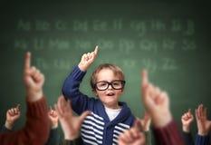 Να ξεχωρίσει από το πλήθος στο σχολείο Στοκ φωτογραφίες με δικαίωμα ελεύθερης χρήσης