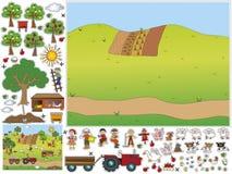 Παιχνίδι για τα παιδιά Στοκ φωτογραφία με δικαίωμα ελεύθερης χρήσης