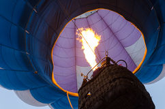 Μπαλόνι ζεστού αέρα Στοκ φωτογραφίες με δικαίωμα ελεύθερης χρήσης