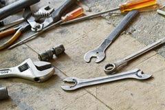 Гаечный ключ Стоковое Фото