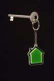Ключ дома Стоковое Фото