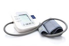 血压显示器 免版税图库摄影