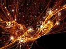 фантазия рождества Стоковая Фотография RF