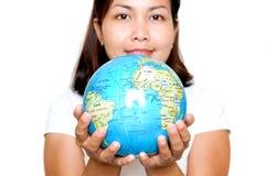глобализация Стоковое Фото