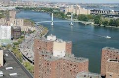Ανώτερη Νέα Υόρκη ανατολικών πλευρών Στοκ φωτογραφίες με δικαίωμα ελεύθερης χρήσης