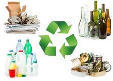Ανακυκλώστε την έννοια Στοκ φωτογραφία με δικαίωμα ελεύθερης χρήσης