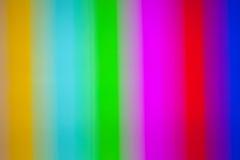 电视绒毛和静止的图象 免版税库存图片
