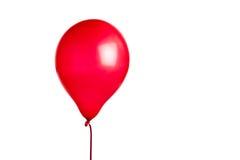 红色气球 免版税库存图片