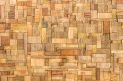 Деревянная текстура - экологическая предпосылка Стоковая Фотография