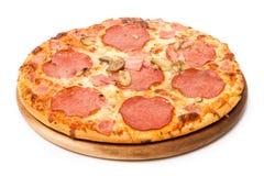 πίτσα Στοκ Εικόνα
