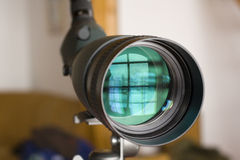 望远镜 库存照片