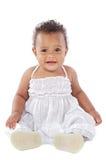 прелестный младенец счастливый Стоковые Фото