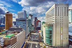 Οζάκα Ιαπωνία Στοκ Φωτογραφίες
