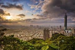 Ταϊπέι Ταϊβάν Στοκ εικόνες με δικαίωμα ελεύθερης χρήσης
