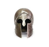 古希腊盔甲 免版税库存图片