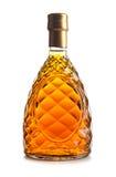 威士忌酒瓶 免版税库存照片