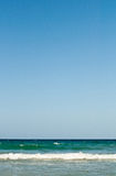 Καραϊβική παραλία Στοκ Εικόνα