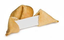 Печенье с предсказанием Стоковые Фотографии RF