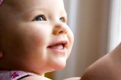 κοριτσάκι ευτυχές Στοκ Φωτογραφία