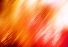 Αφηρημένο πορτοκαλί υπόβαθρο κινήσεων Στοκ φωτογραφία με δικαίωμα ελεύθερης χρήσης