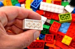 Строительные блоки Стоковая Фотография