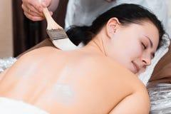 Забота кожи Стоковые Изображения RF