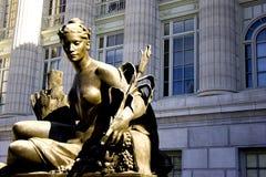 женский обнажённый Стоковая Фотография